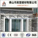 precio de fábrica de policarbonato Lexan Foshan Fabricante toldos hoja