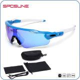 De verwisselbare 5 Vastgestelde Comfortabele Geschikte Beschermende Sporten UV400 die van de Lens Eyewear cirkelen