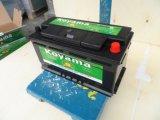 Type batterie de voiture de 12V 100ah 60038 DIN100mf de batterie d'acide de plomb de prix bas de haute performance