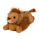 Тапочка льва зимы ботинок малышей милая животная
