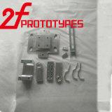 Pièces de commande numérique par ordinateur de prototypage en métal d'Al de qualité