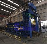 大きい油圧スクラップのアルミニウム鉄の鋼鉄金属板せん断機械