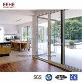 Anti Verouderen van de Schuifdeuren van het Aluminium van de dubbele Verglazing het Lage E