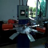 1 Station-Firmenzeichen Tagless Bildschirm-Drucken-Maschine der Farben-6
