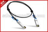 5 cable del módulo SFP+ DAC de la red del cobre de la Base-T del contador 10Gig