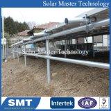 La masse Photovoltatic solaire monté sur le support