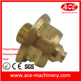 Pezzo meccanico di CNC del prodotto siderurgico