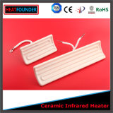 Resistente a altas temperaturas de aquecimento em cerâmica por infravermelhos de certificação CE