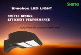 El rectángulo de zapato de las lámparas del estacionamiento del LED LED enciende 150W Dlc ETL enumerado