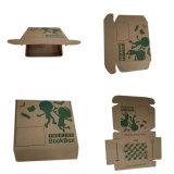 Impressão personalizada de caixas de papelão ondulado para embalagem, caixa de sapatos