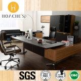 Modernos muebles de madera de la Oficina de cuero (V5).