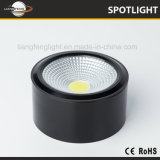 Oberflächenscheinwerfer Downlight 5W der Ce/CB anerkannter PFEILER Decken-LED