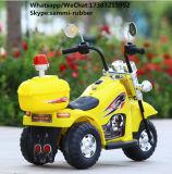 Автомобиль электрических детей автомобиля малышей электрический ягнится электрический мотоцикл 3 колес