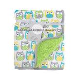 Cobertor impresso Sft01bb167 do bebê de Micromink