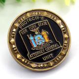 La mejor calidad de aleación de metal nueva réplica de recuerdos antiguos East India Company monedas