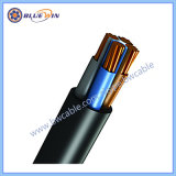 4 Core 10mm Cabo de PVC Cu/PVC/PVC 600/1000V IEC60502-1