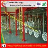 Machine d'enduit électrophorétique pour la pièce d'auto en aluminium