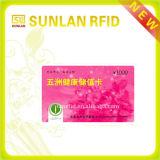 Cartão magnético do PVC de RFID com boa qualidade