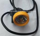 Kl5mの安全灯LED鉱山の帽子ランプ10000lux