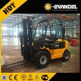 Yto 2,5 ton em terreno irregular diesel carro elevador (CPCD25)