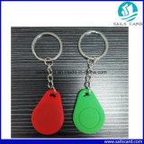 Tür-Zugriffs-Silikon intelligentes RFID Keychain/SchlüsselFob