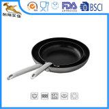 18/10 di Fryingpan del Cookware dell'acciaio inossidabile (CX-SNF01)