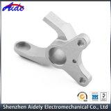 Филируя часть металла машинного оборудования алюминиевого сплава для медицинской