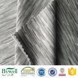 Tessuto di nylon di Lycra Jersey del Melange dello Spandex del poliestere