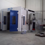 Car Spray Booth Professional Manufacturer Btd7400 Paint Bake Booth Oven