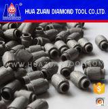Il commercio all'ingrosso ha sinterizzato il collegare del diamante ha veduto i branelli per granito