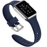 Novo Desporto macia tira de relógio de silicone para Apple Assista grossista da banda