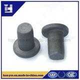 鋼鉄円形か平らなヘッド固体リベット