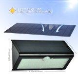 정원 4 작동 최빈값을%s 1개의 최빈값 46 LED 태양 운동 측정기 빛 방수 태양 벽 빛에 대하여 800lm 4