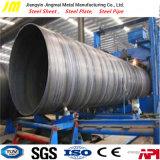 Tubo d'acciaio saldato spirale ad alta resistenza di Contruction Materials/ASTM A252