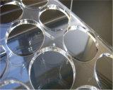 Prototipagem rápida de PMMA polido de plástico de alta usinagem CNC