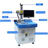 Macchina per incidere dell'indicatore del laser della fibra del telefono mobile di CNC