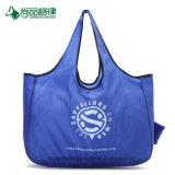 Personnaliser le logo de haute qualité Patron de sacs de magasinage de pliage