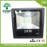 Projecteur extérieur de lampe de la haute énergie 20W PF>0.9 SMD 5730