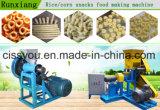 価格の豆の米のコーンフレークのスナックの押出機機械