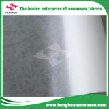 Tela no tejida de las Anti-Bacterias 10GSM PP Spunbonded para la hoja de base disponible