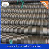En carton ondulé en métal flexible tuyau en acier inoxydable