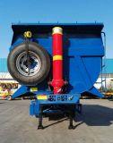 Cimc 35t 수용량 절반 관 덤프 트레일러 트럭 포좌