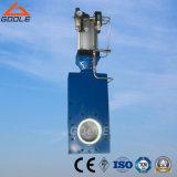 압축 공기를 넣은 세라믹 단 하나 디스크 게이트 밸브 (GZ643TC)
