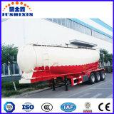 3axle 42m3 대량 시멘트 실용적인 트럭 트랙터 탱크 또는 반 유조선 트레일러