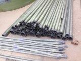 Tubo plástico reforzado fibra de vidrio del tubo del cilindro de la fibra FRP