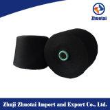 Baumwollspinnendes Gemischspannlack gefärbtes Tc-Garn des Polyester-32s für das Kreis-Stricken