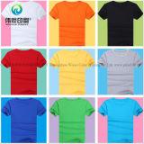 Baumwollrundes Stutzen-Kleid 100%
