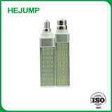 2 años de garantía IP20 de 80 a 90lm/W 180d de la luz de maíz LED
