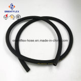 Высоким растяжимым шланг усиленный волокном резиновый гидровлический (SAE100r6)