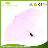 Зонтик высокого качества 3 складывая для сбывания